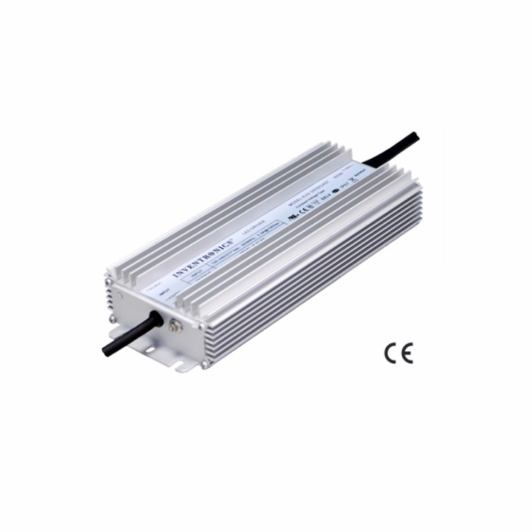 Inventronics 300W 48Vdc Constant Voltage 0-6.25A IP67 Waterproof LED Driver High Power Supply For Tunnel Light EUV-300S048ST