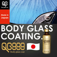 Japanese high performance glass coating for car care product