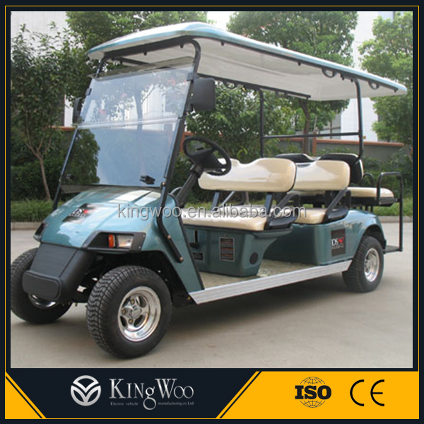 Airport Shuttle Electric Cheap Utility Vehicle/Utility Buggy