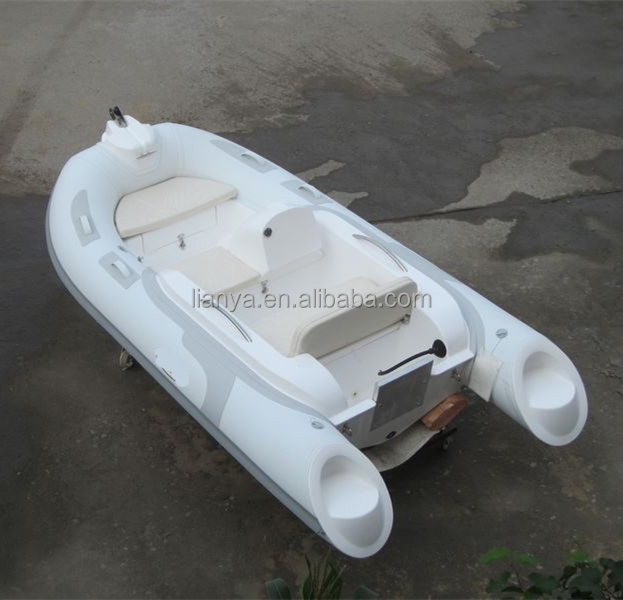 Liya 3.3m 11ft fiberglass rigid hull utility boat for sale