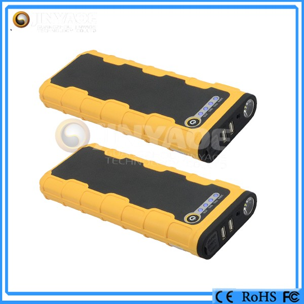 car emergency power supply copper booster cables car jumpstart 18000mah mini booster 12v mini car jump starter