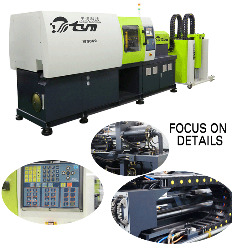 50-500T Energy-Saving liquid silicone rubber injection molding machine/injection molding companies