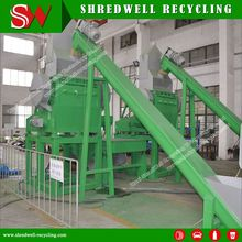 Best Price Used Tyre Granulating Machine To Make recycled Rubber Granule China