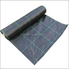 Feixian Xingrui 100% Polypropylene black weed barrier weed mat with competitive price