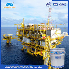 OEM and ODM one-component good corrosion resistance fast drying epoxy ester marine paint