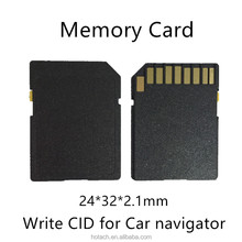 Customized change CID number Storage Card 1GB
