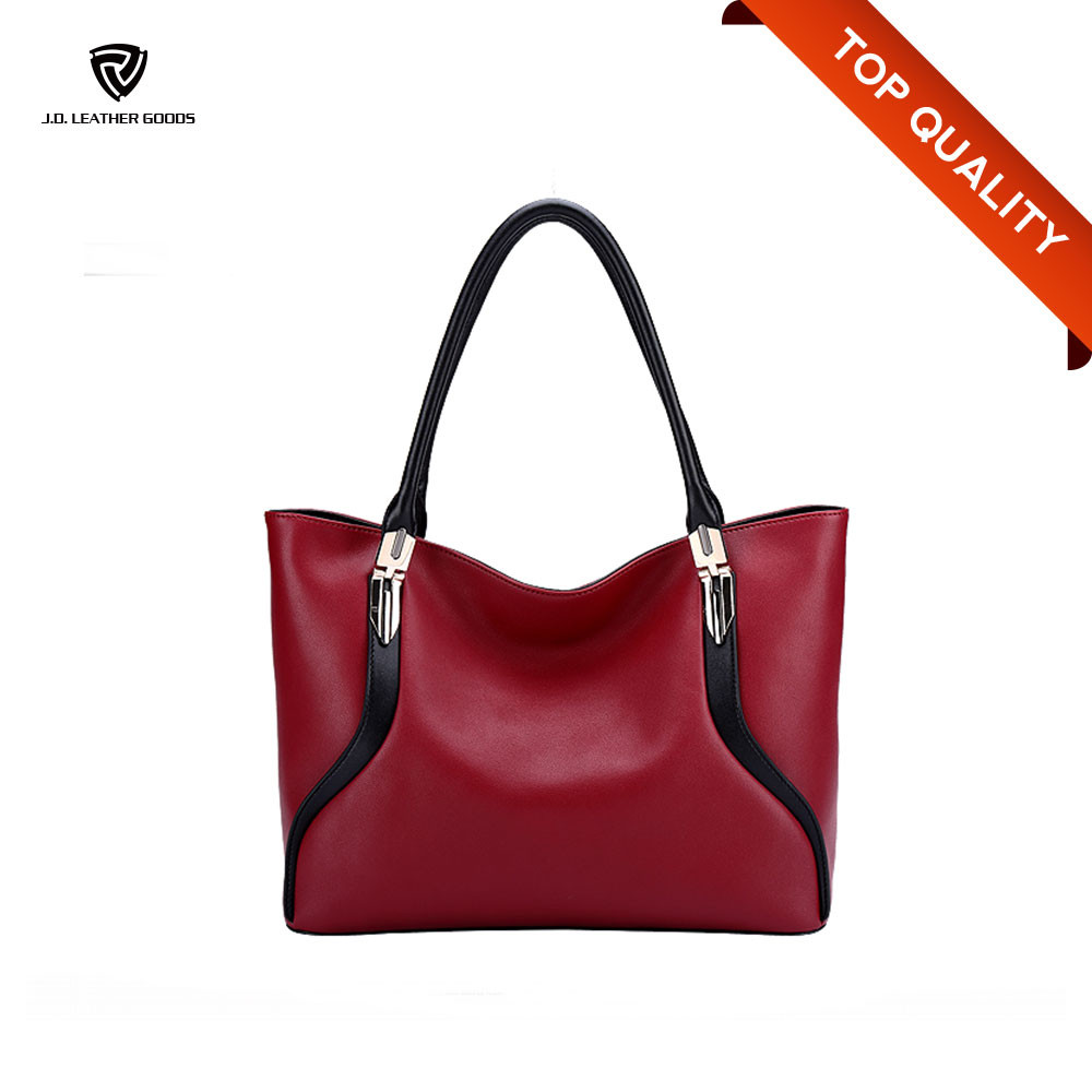 Red Handbag/No Name Leather Handbags/Purses Handbags Leather Women