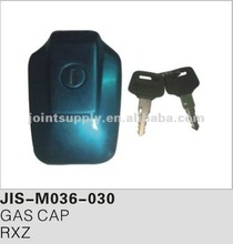 Motorcycle gas cap for RXZ