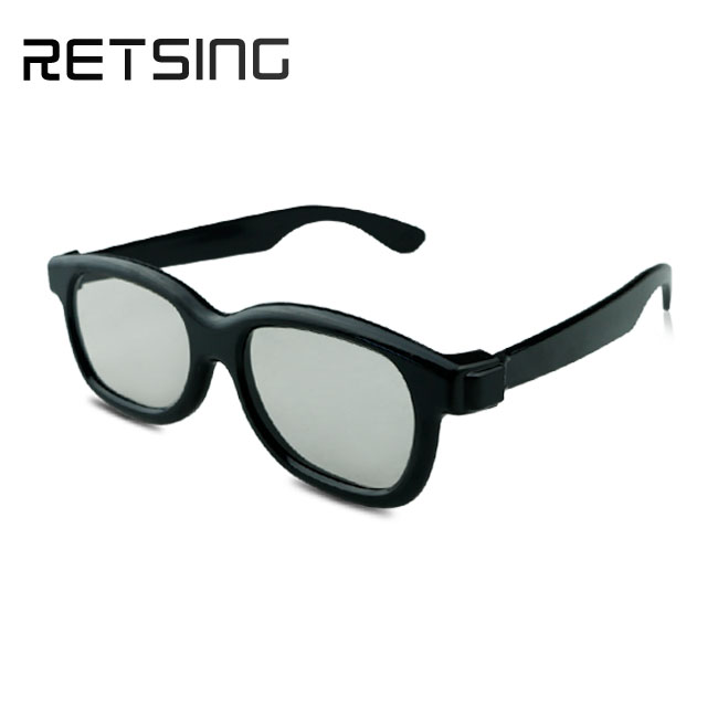circular polarized 3d stereo viewer