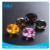 Exclusive Oval Shape Factorygarment decorations Crystal Zirconia