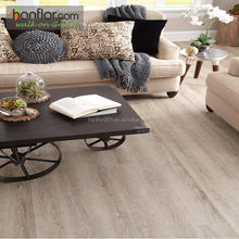 Durable competive price wood embossed spc pvc plank flooring