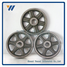 China Metal Foundry OEM Service High Precision large gear