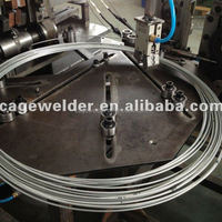Steel Wire Ring Making Machine
