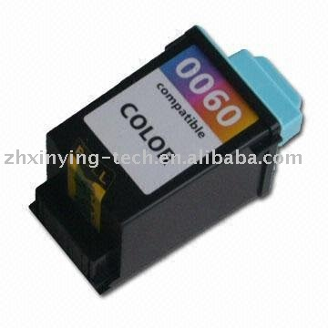 Compatible Ink Cartridge for Lexmark Z21/22