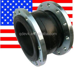 ANSI B16.1 flexible rubber expansion joints