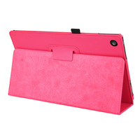 Useful and Colorful leather accessory 8 tablet cases flip cover case for tablet
