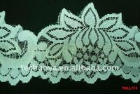 2013 Popular Stretch Lycra Lace design