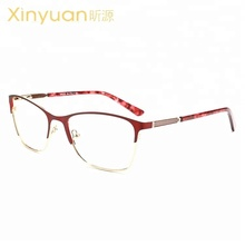 High Quality Stock Glasses Frame Optical Prescription Eyeglass