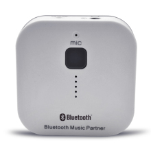 Mini Wireless Bluetooth Stereo Audio Transmitter Receiver With USB Music Receiver For Ipad
