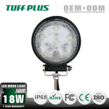 "4.7"" round 18W OFFROAD SUV ATV led working light FLOOD OR SPOT LIGHT"
