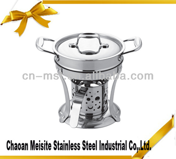 Stainless Steel alcohol heater
