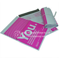 Recycle Customized Color Bag Printing Courier