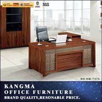 formica laminate board dampproof particleboard wooden office table design