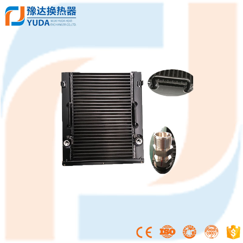 professional manufacturer high efficiency air compressor radiator