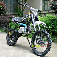 Hot Sale Air Cooled 125CC Motorcycle 110CC Dirt Bike with Kick Start