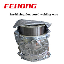 1.6mm hardfacing wire flux cored arc welding