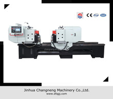 Automatic loading feeding milling machine for conveyor roller