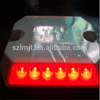 Wholesale enhanced ABS led road safety flashing road marker
