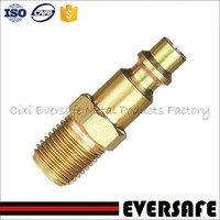 standard male pipe thread hose barb fitting for industrial interchange