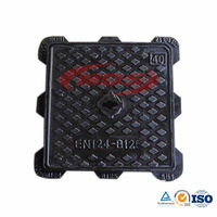 Ductile Iron Metal Casting Manhole Cover and Road Grates