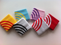 Design your own wholesale cheap custom bulk wrist&head sweatbands