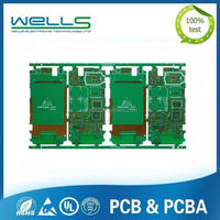 usb sd card mp3 mp4 audio player circuit boards