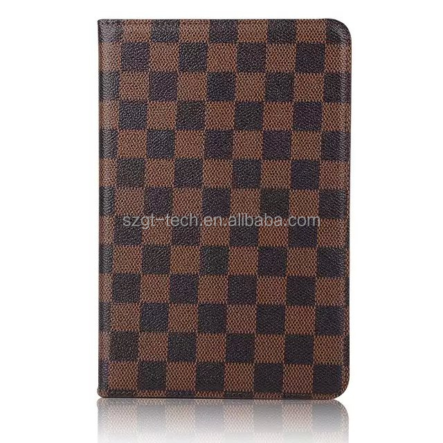 Folio Leather Smart Cover Case for Apple iPad mini 4