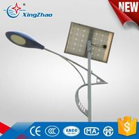 Integrated antique solar lantern 30w-120w Solar Led Street Light post Fixtures Road Lamp in JIANGSU