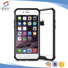 Mobile phone accessories new design tpu pc for iphone 7 7 plus phone case cover,transparent phone case cover for iphone 7 7 plus