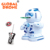 GLOBAL DRONE TT333 music&flashing shooting EVA bullet rc fighting robot toy for adults