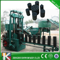 widely used honeycomb coal briquetting machine/best-selling beehive coal making machine
