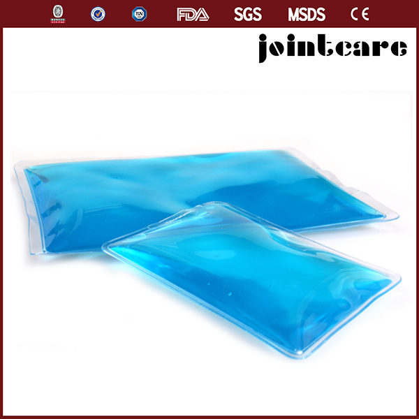reusable ice packs for transport shipping, OEM Disposible Soft Hot Cold Gel Ice Pack