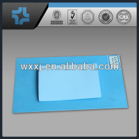 Glass fiber filled blue PTFE sheet