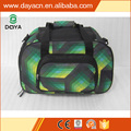 2017 hot sales polyester gym sports travel bag