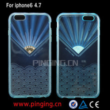 Cheap Wholesale New Arrival Tpu Fancy Case Cover for Iphone 6 4.7 inch