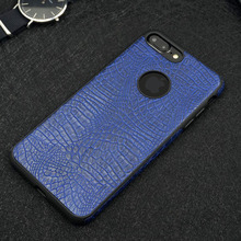Leather Back Cover Case for iPhone7 iphone8 iphonex