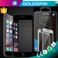 GOLDSPIN full coverage Tempered glass screen protector for iphone 7