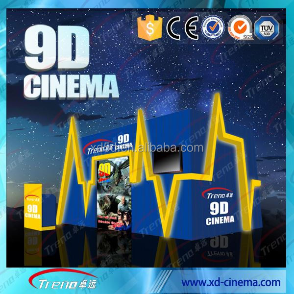 2017 good price 7D hologram technology 5D Cinema in Hot Selling!