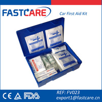 CE FDA Vehicles First Aid Kit Motorcycles