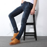 2016 man jean clothes skinny jean